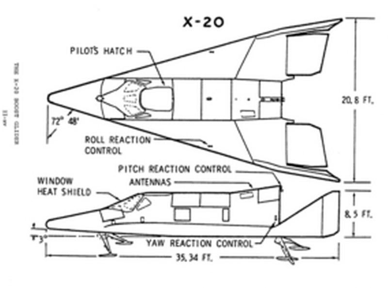 Bell Aerospace X 9 Dyna Soar Bellaircraftmuseum Org