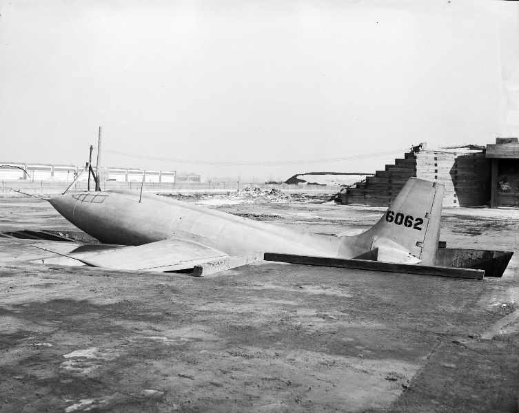 Experimental Aircraft (X-1 & X-2)